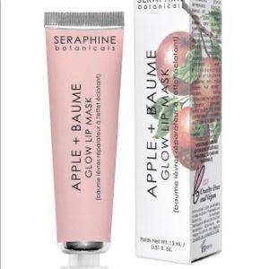 Seraphine Botanicals Apple + Baume Glow Lip Mask